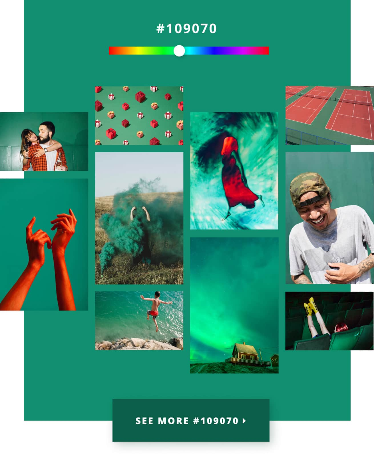 search by color stock photography hex code stocksy